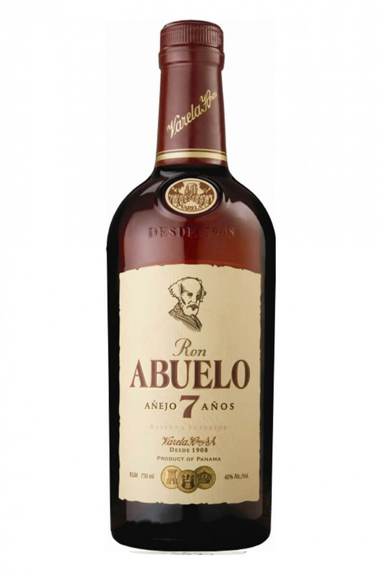 Abuelo 7 Old Year