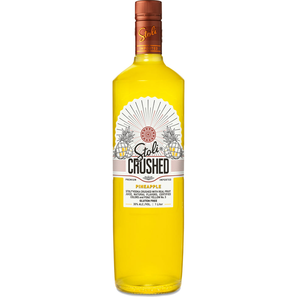 Stoli Crushed Pineapple