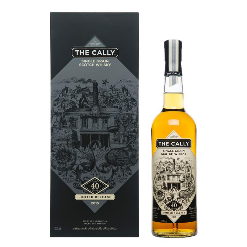 The Cally 40 Year Old - Scotch Whiskey