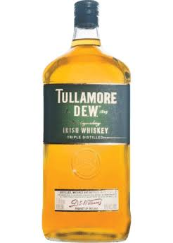 Tullamore Dew Triple Distilled Irish Whiskey