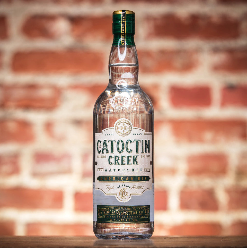Catoctin Creek Watershed Gin 750ml