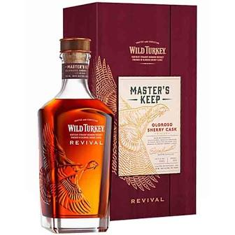 Wild Turkey - Master's Keep Revival