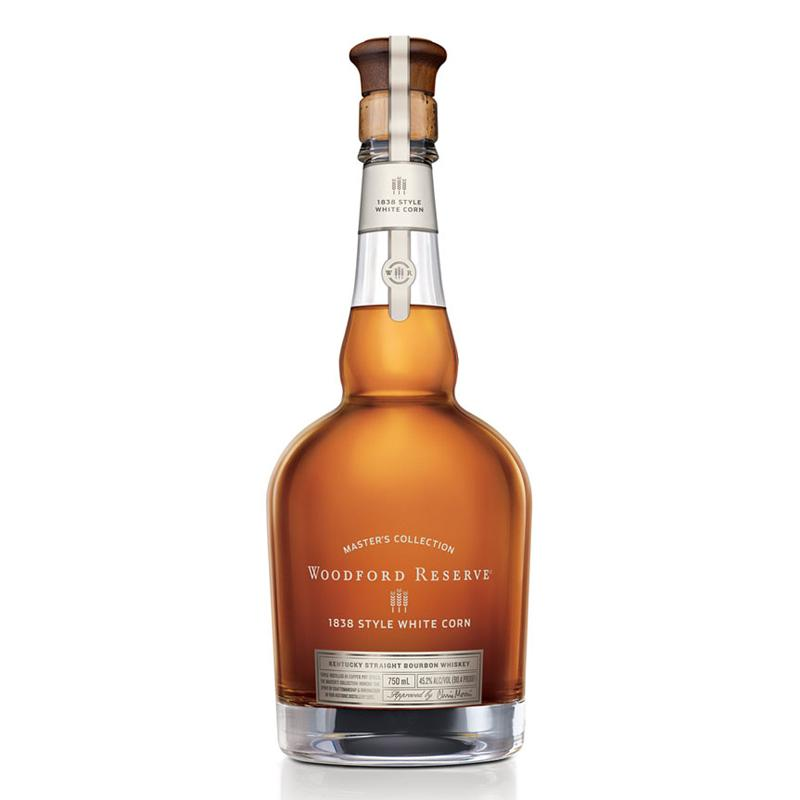 Woodford Reserve Master's Collection 1838 Style White Corn - Kentucky Bourbon Whiskey