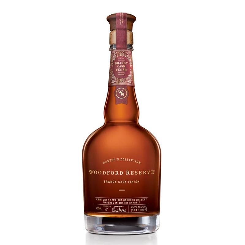Woodford Reserve Master's Collection Brandy Cask Finish - Kentucky Bourbon Whiskey