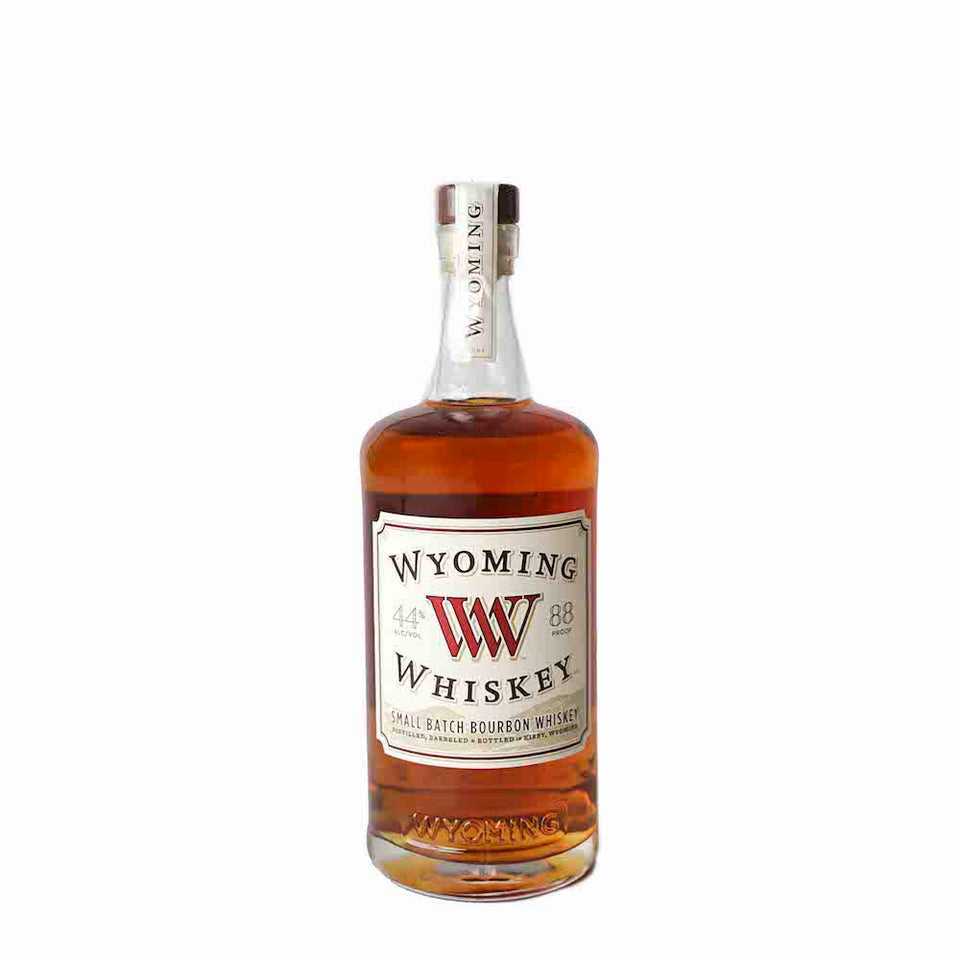 Wyoming Whiskey Small Batch