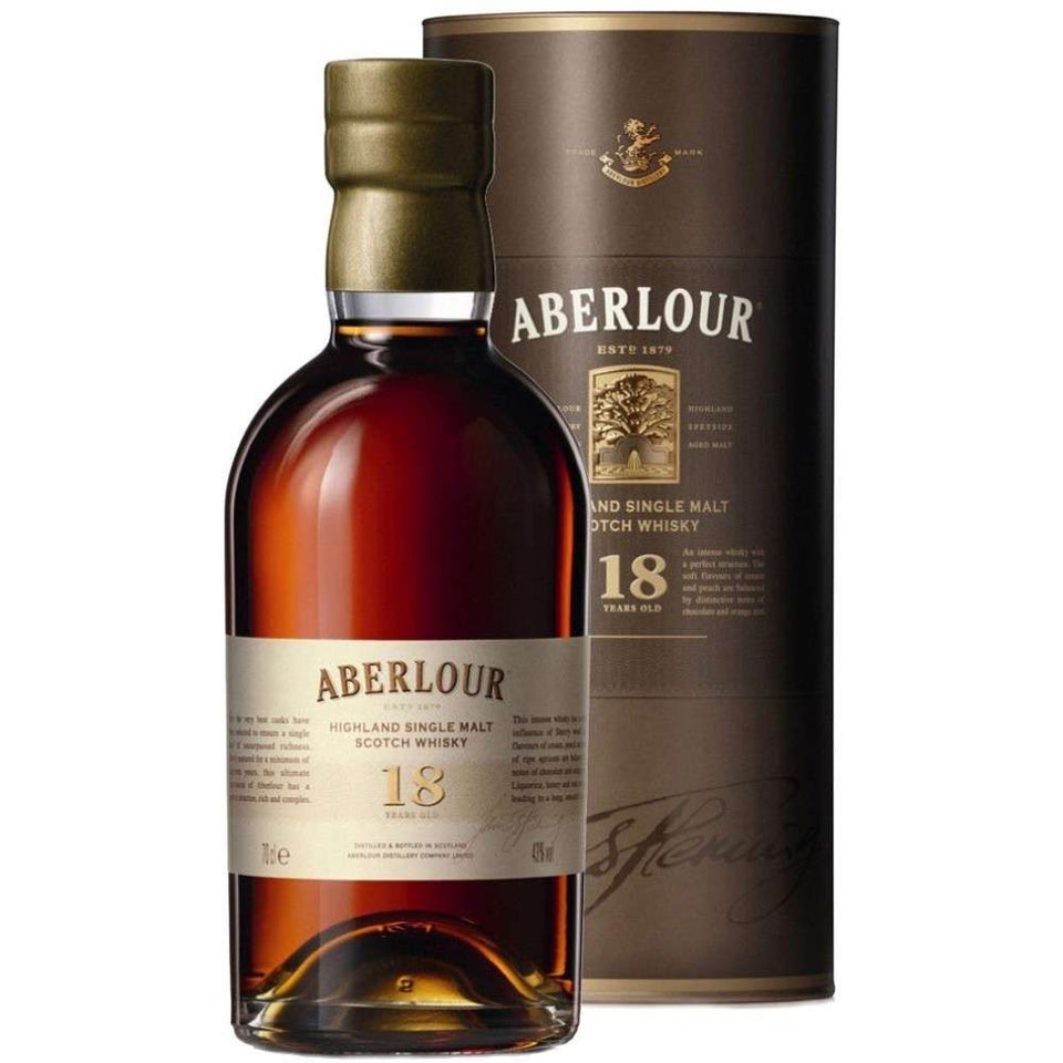 Aberlour 18 Year Double Cask Matured