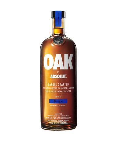 Absolut Oak 750ml