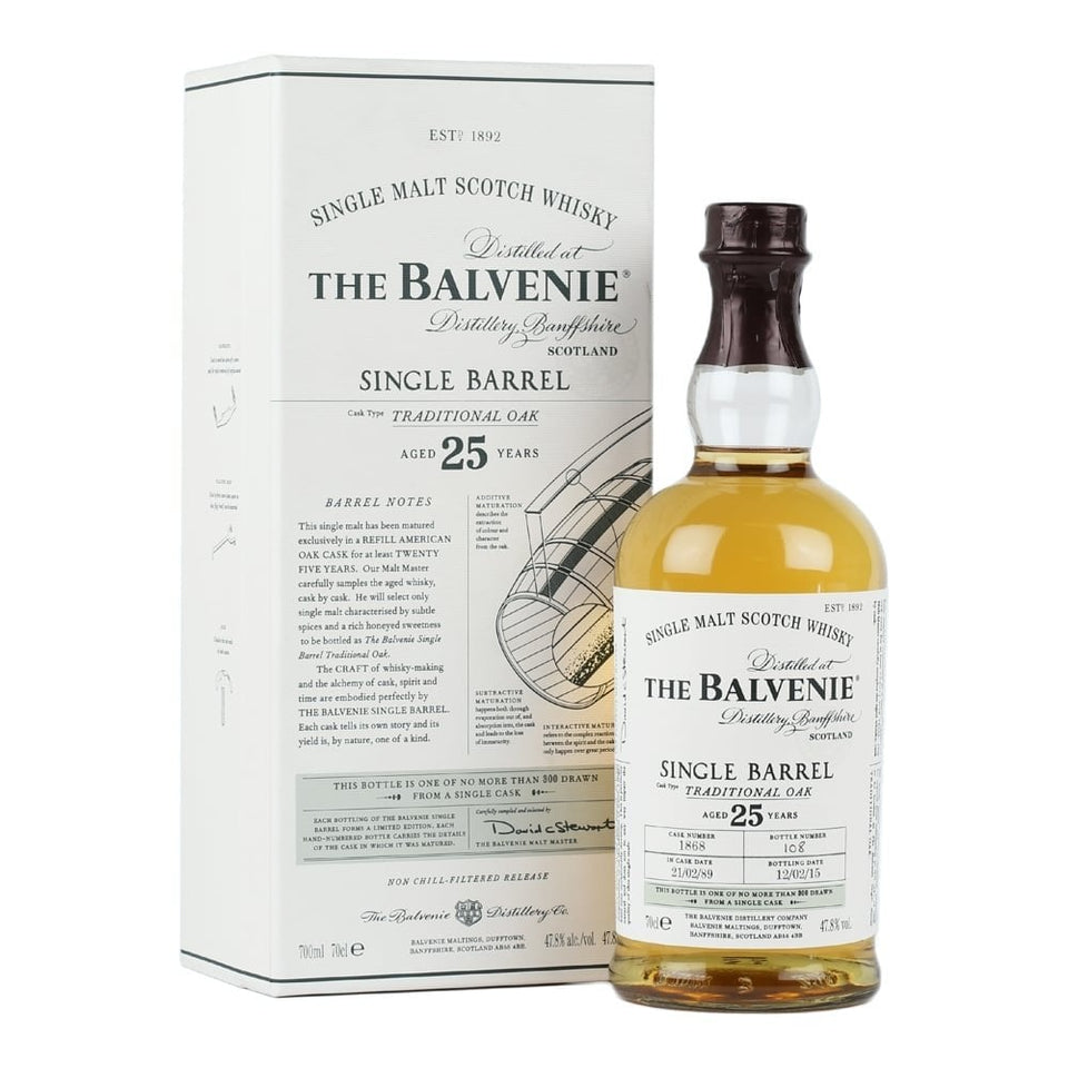 Balvenie Single Barrel 25 Year