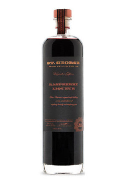 St. George Raspberry Liqueur 750ml