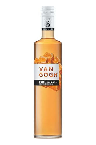 Van Gogh Dutch Caramel 750ml Bottle
