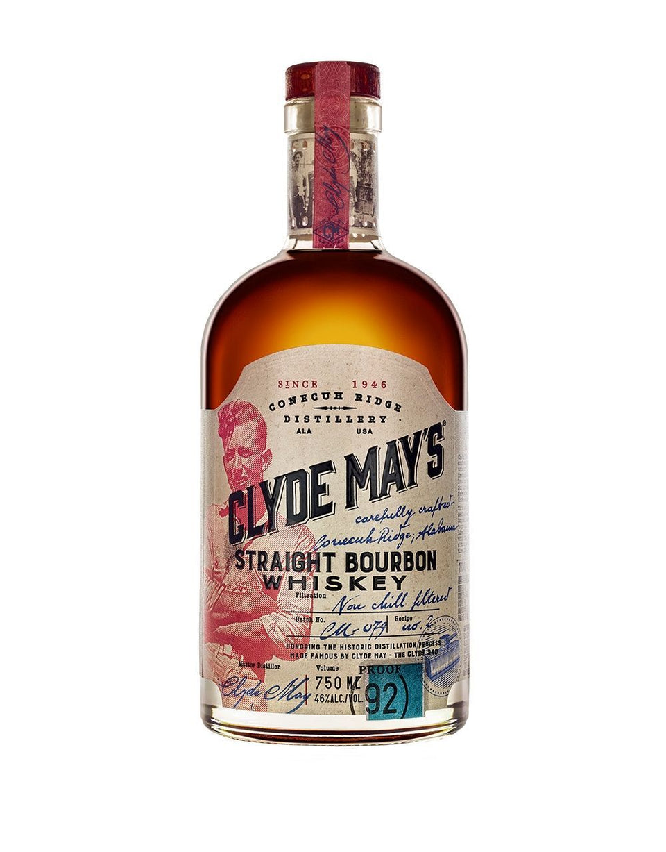 Clyde May's Conecuh Ridge Whiskey 750ml