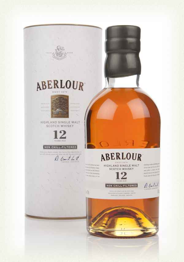 Aberlour 12 Year Non Chill-Filtered