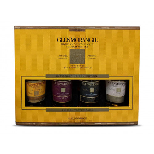 Glenmorangie Pioneering Collection Gift Pack