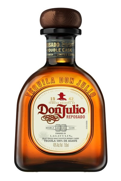 Don Julio Double Cask 'Lagavulin' Reposado Tequila