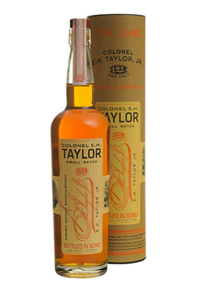 E.H. Taylor, Jr. Small Batch Bourbon 750ml