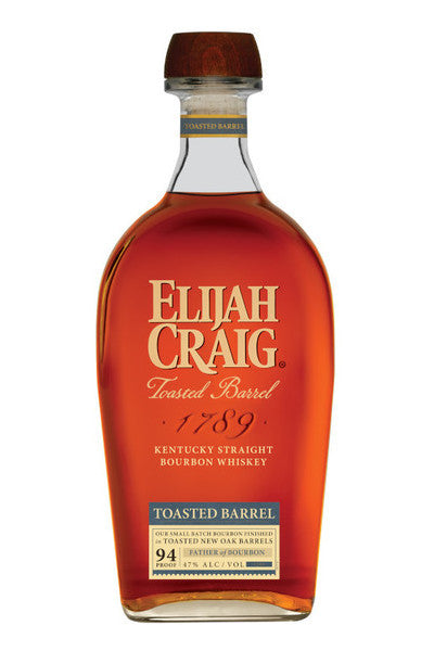 Elijah Craig Toasted Barrel 750ml