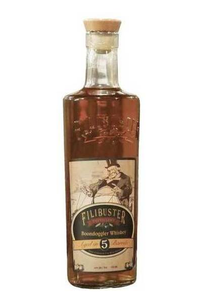 Filibuster The Boondoggler Whiskey 750ml