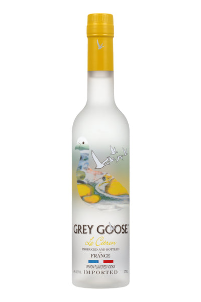 GREY GOOSE Le Citron Flavored Vodka
