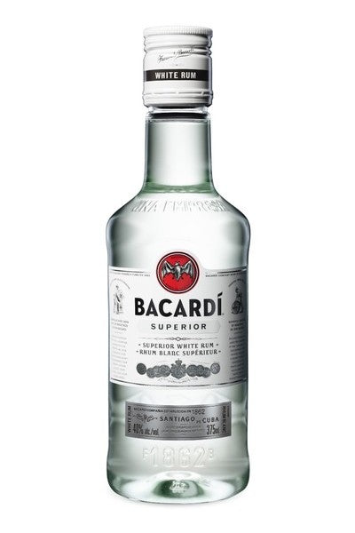 Bacardi Superior White Rum 375ml