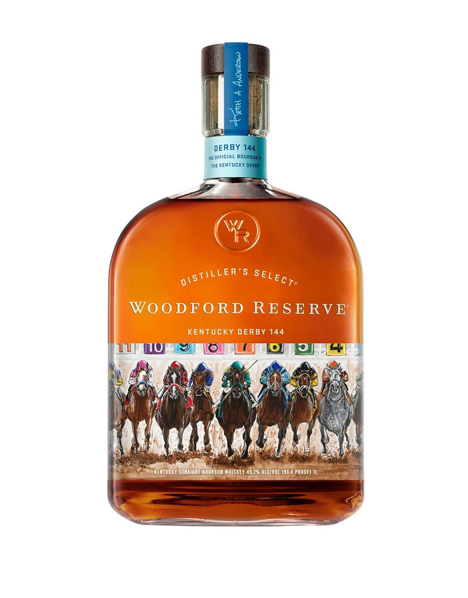 Woodford Reserve Kentucky Derby 144 Limited Edition