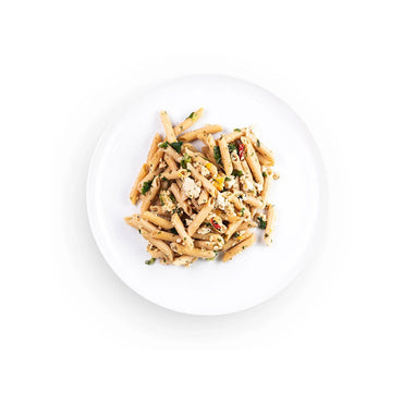 Butternut Squash Penne with Cashew Cheese (Vegan)