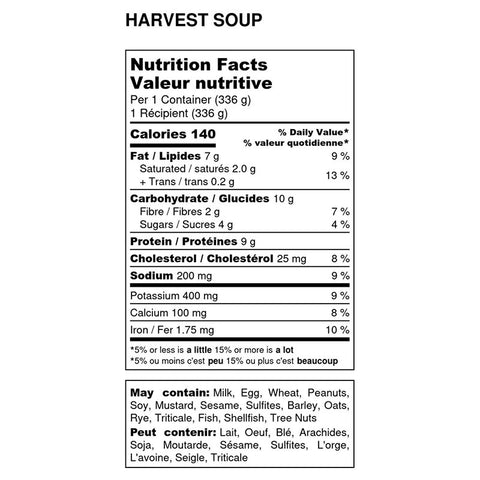 Hearty Harvest Soup