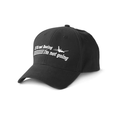 """If it's not Boeing"" - Hat"