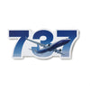 Boeing 737 Sticker