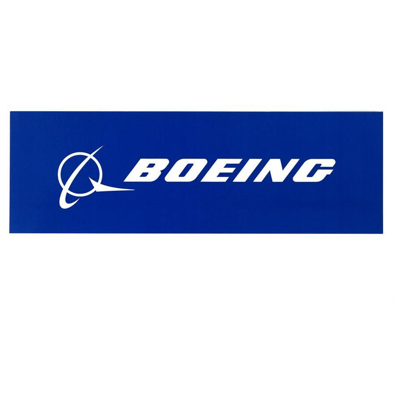 Big Boeing Sticker