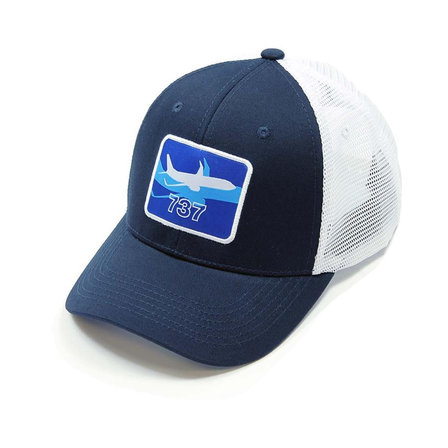 Boeing 737 Shadow Graphic Hat