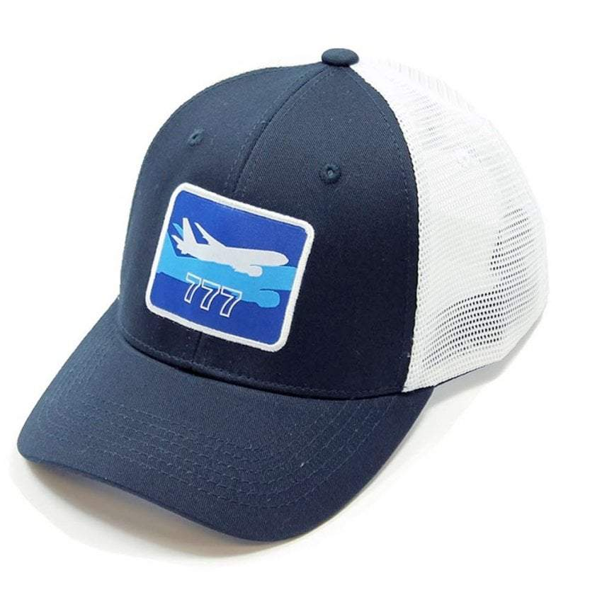 Boeing 777 Shadow Graphic Hat