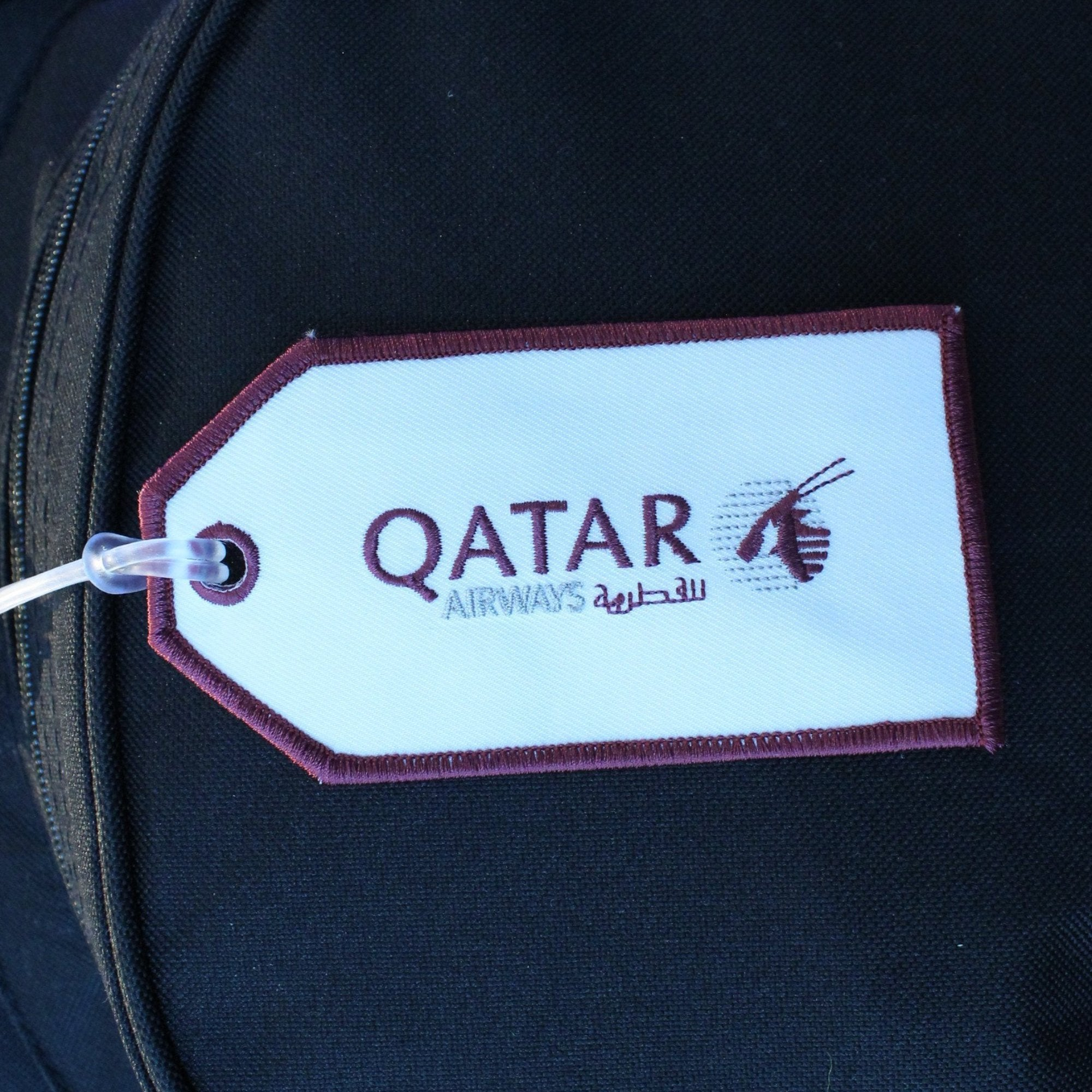 Qatar Airways Bag Tag