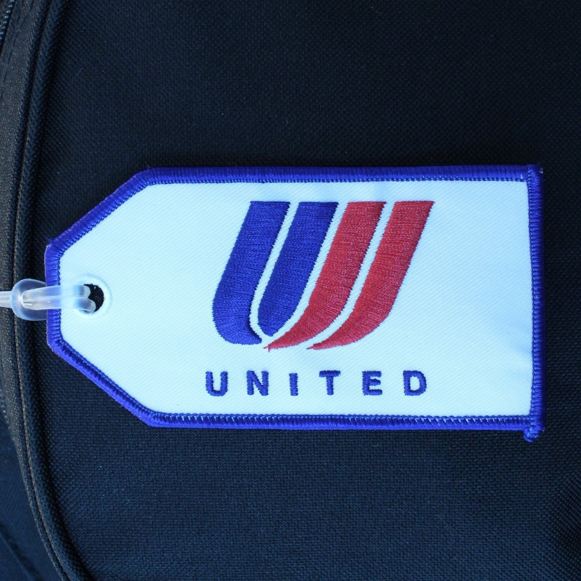 United - Bag Tag