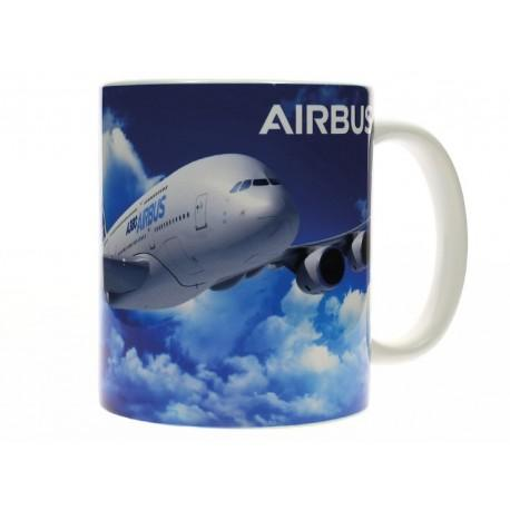 Airbus A380 Coffee Mug