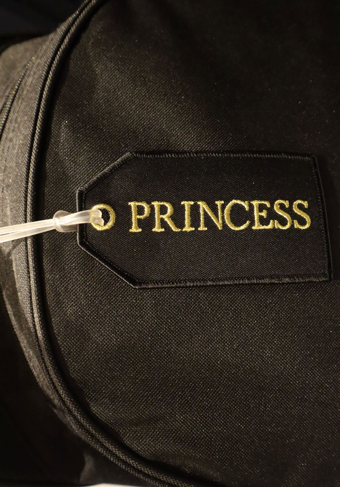 Princess - Bag Tag