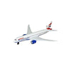 British Airways B787 Diecast Toy