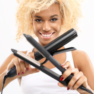 Different Types of Flat Iron and Effect of Heat Styling