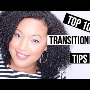 Transition to Natural Hair Without the Big Chop