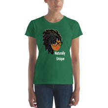 Load image into Gallery viewer, Naturally Unique: Women's short sleeve t-shirt