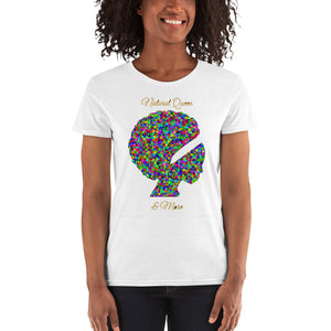 Natural Queen and More: Women's short sleeve t-shirt
