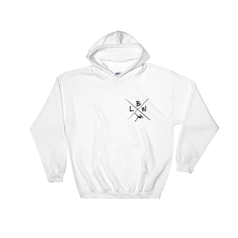 X Marks the Spot Hoodie