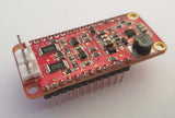 FeatherWing 12v/24v Dual Current Sensor board