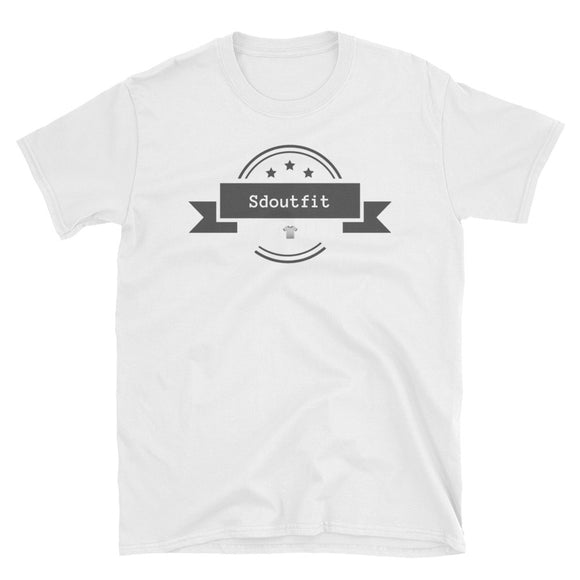 Sdoutfit Clothing Brand Short-Sleeve Unisex T-Shirt - Sdoutfit