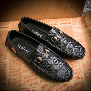 Stereoscopic Rhombus Baotou Design Casual Shoes