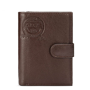 High Capacity Multifunction Business Men's Wallets