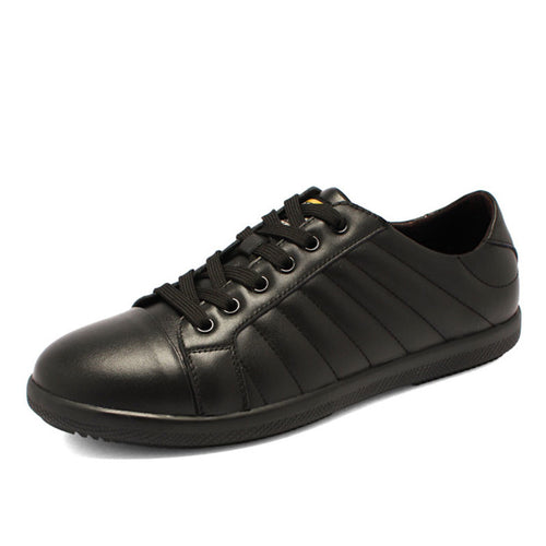 Wear Damping Plain Men's Casual Shoes