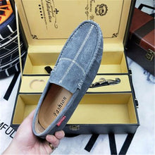 Stitching Breathable Men's Casual Shoes