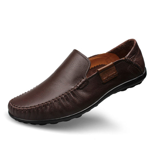 Breathable Solid Color Comfortable Men's Casual Shoes