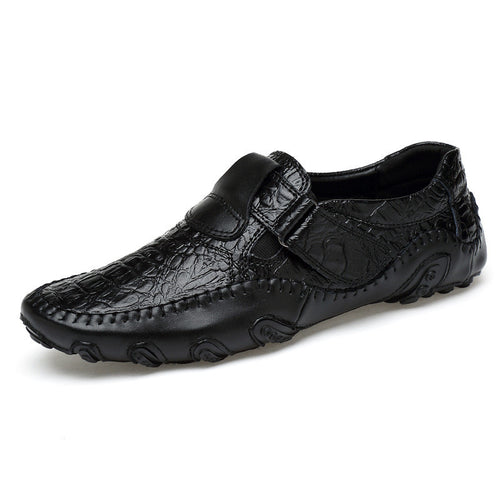 Outdoor Croco Breathable Men's Casual Shoes