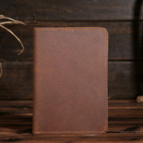 Passport Driver License Multifunction Men's Wallets